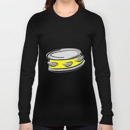 Tambourine Long Sleeve T-shirt