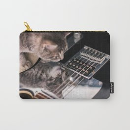 Kittycaster Carry-All Pouch