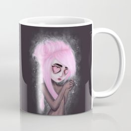 eyes and heart all empty Coffee Mug