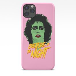 Creature of the night -The Rocky Horror Picture Show iPhone Case