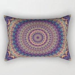 Mandala 454 Rectangular Pillow