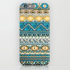 aztèques yoaz iPhone 6s Slim Case
