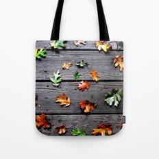 We All Fall Down Tote Bag