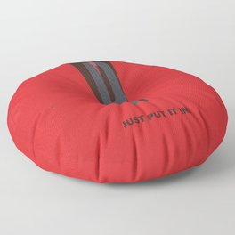 Typeporn Vol.2 Floor Pillow