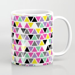 Pop Triangles Coffee Mug