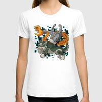 invader zim T-shirts featuring Invader Midna by HelloTwinsies