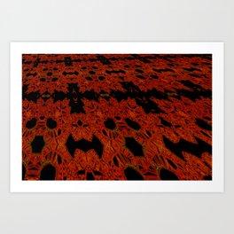 Colorandblack series 904 Art Print