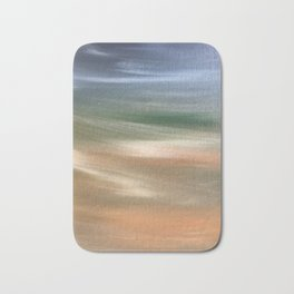 Abstract Landscape 1 Bath Mat