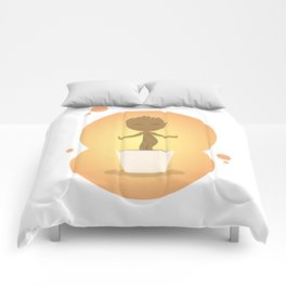 The sweetest of the Guardians: Little Groot Comforters