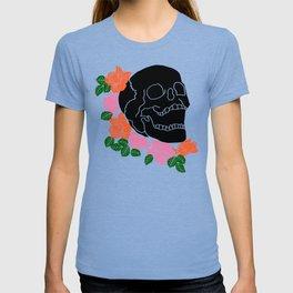 Roses and Skull T-shirt
