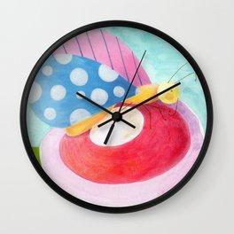 Borboleta Wall Clock