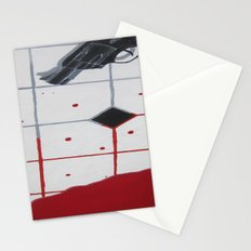 A Bullet To The Head Stationery Cards