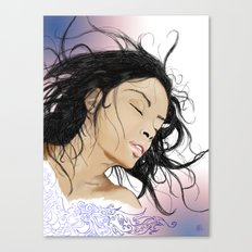 Serena. Canvas Print