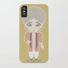 Girls in their Golden Years - Dorothy iPhone X Slim Case