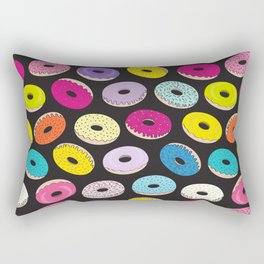 Donut Dreams by Everett Co Rectangular Pillow