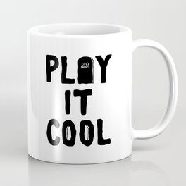 Play It Cool Coffee Mug
