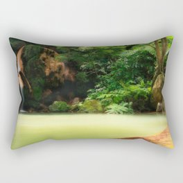Caldeira Velha Rectangular Pillow