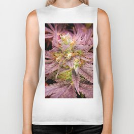 Passionately Purple Biker Tank