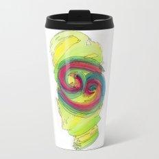 Cancer Flow Travel Mug