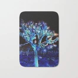 Joshua Tree VG Hues by CREYES Bath Mat