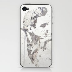 Hurt iPhone & iPod Skin