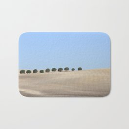 Migrating Trees of Andalusia Bath Mat
