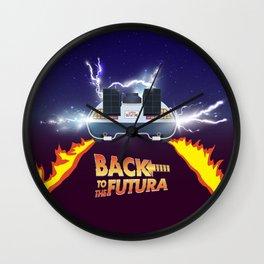 Back to the Futura Wall Clock