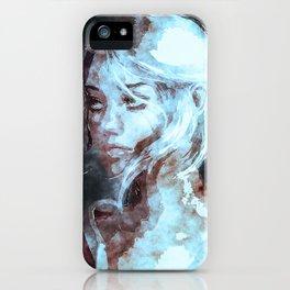 Ciri The Witcher iPhone Case
