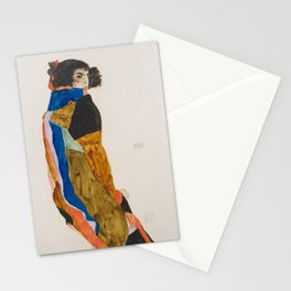 Egon Schiele, Moa, 1911 Stationery Cards