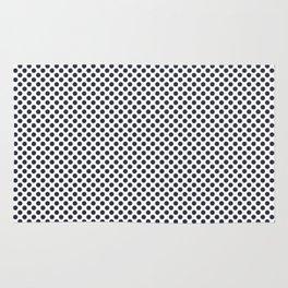 Total Eclipse Polka Dots Rug