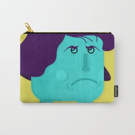 Unsatisfied Customer Seven Carry-All Pouch