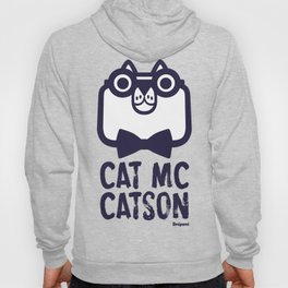 Cat Mc Catson Hoody