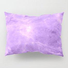 Lavender Orion Nebula Pillow Sham