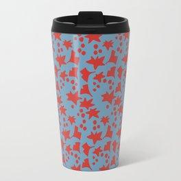 Japanese Pattern 12 Travel Mug