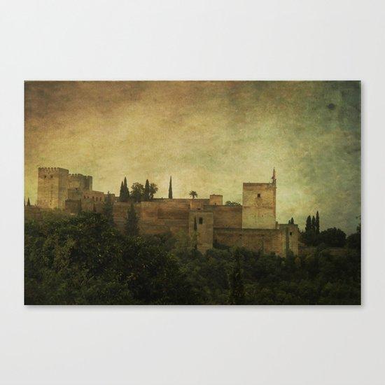 Alhambra 2 Canvas Print