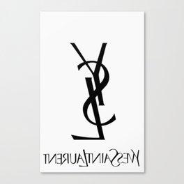 LSY * YSL Canvas Print