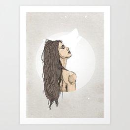 Lupus Art Print