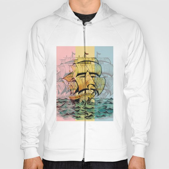 Adventure Begins Hoody
