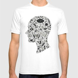 It's All In My Head T-shirt