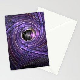 fractal design -202- Stationery Cards