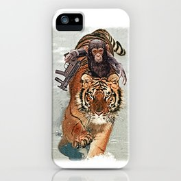 Off to Fight Dragons iPhone Case
