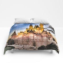 Castle Reflection Comforters