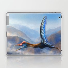 Quetzalcoatlus Northropi Restored Laptop & iPad Skin