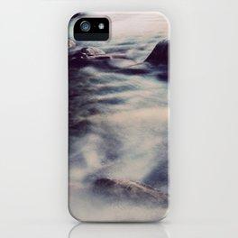 Peace Creek iPhone Case