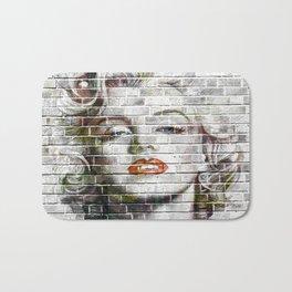 Sex Symbol Wall Hanging | Movie Star Art Tapestry | Wall Art Decor Bath Mat