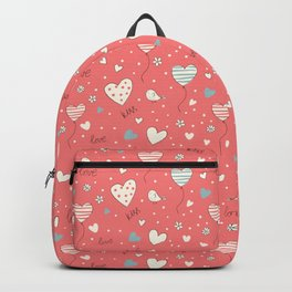 Love in the Air Backpack