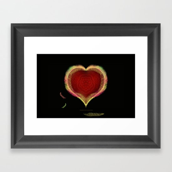 Cupids Nest 033 Framed Art Print