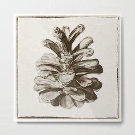 Cone Metal Print