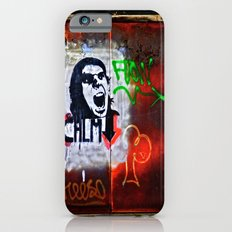 Back Alley Street Art Slim Case iPhone 6s