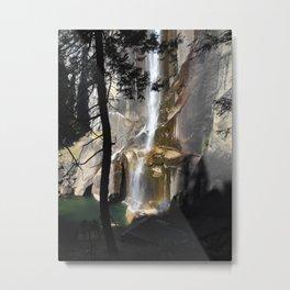 Yosemite, CA Metal Print